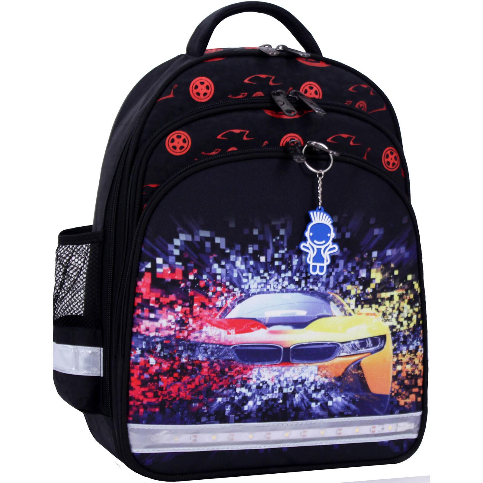 Рюкзак школьный Bagland Mouse черный 417 (0051370) фото 6