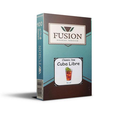 Табак Fusion Soft Cuba Libre 100 г