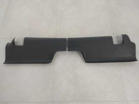 Накладки на ковролин заднего сидения Granta/Kalina 2 (Норма)