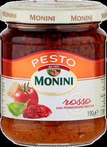 Соус Monini Песто томатный, 190 г