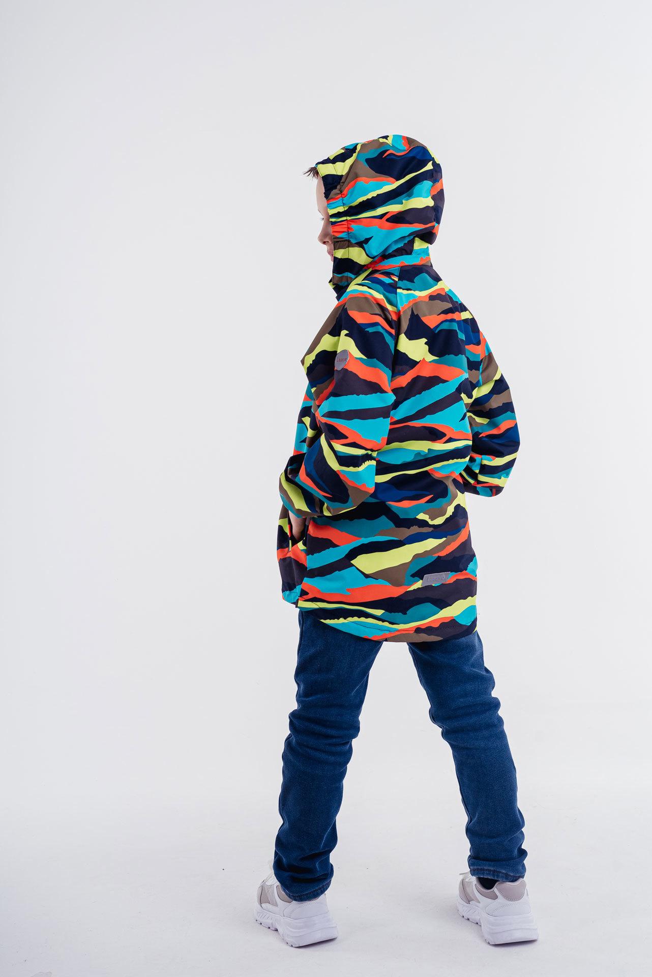 Куртка для мальчика Minika, H25-01