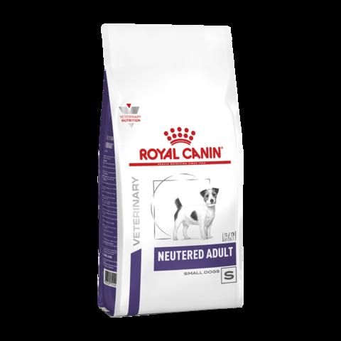 Royal Canin Neutered Adult Small Dog Сухой корм для кастрированных собак мелких пород