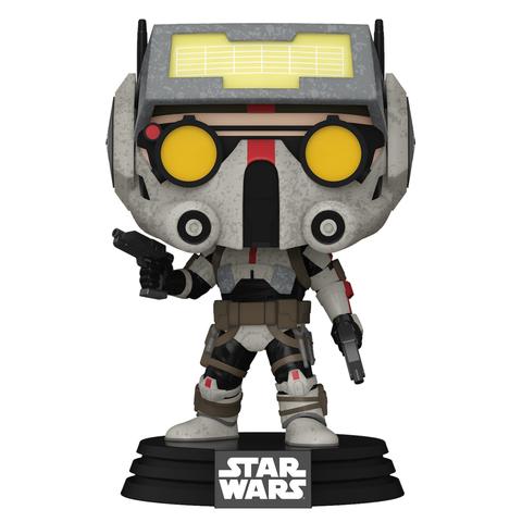 Фигурка Funko POP! Bobble Star Wars Bad Batch Tech 55502 (56280)
