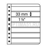 Лист для банкнот VARIO,Варио 7 ячеек, прозрачный