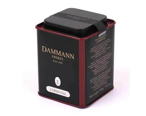 Чай зеленый Dammann The L' Oriental, 100 г