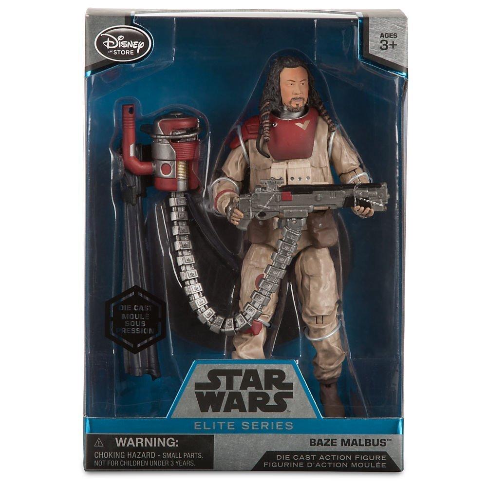 Звездные войны Die Cast фигурка Бейз Мальбус — Star Wars Baze Malbus