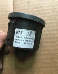 Включение передач МАН автоматическая коробка передач Переключатель АКПП МАН ТГА 4-SERIE TGA (2000-2008) 81255250182
