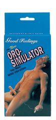 Имитатор орального секса с вибрацией GOOD FEELINGS ORO-SIMULATOR