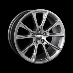 Диск колесный BBS SV 10x20 5x112 ET46 CB82.0 satin titanium