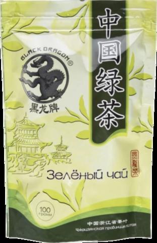 Чай зеленый Black dragon 100 г