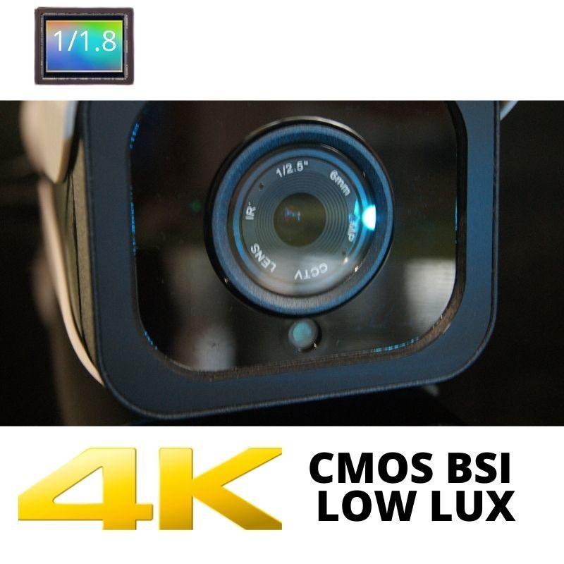 Купить 8 Мп уличную ZOOM камеру  наблюдения
