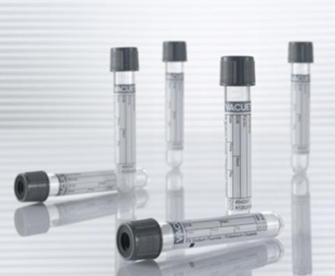 Пробирки вакуумные 4 мл 13х75 мм, с наполнителем (