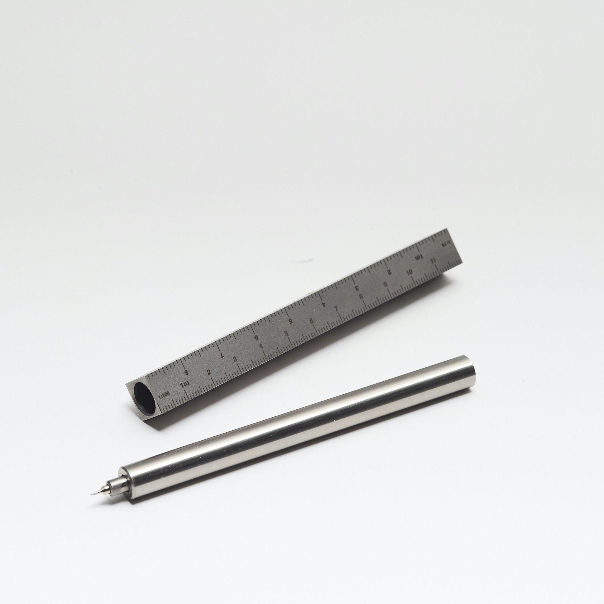 CW&T Ручка-линейка Type-A Architect's Scale