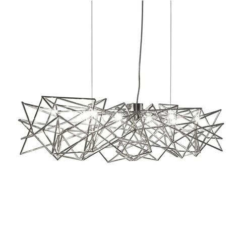Подвесной светильник копия Etoile by Terzani Long (серебряный)