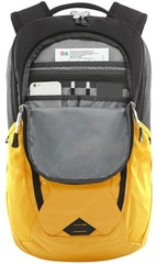 Рюкзак North Face Vault Yellow/black - 2