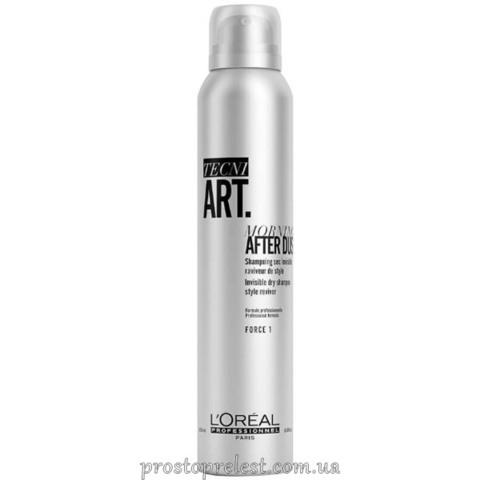 L'Oreal Professionnel Tecni Art Morning After Dust - Невидимый сухой шампунь