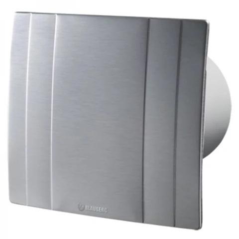 Накладной вентилятор Blauberg Quatro  Hi-Tech 125 H (Таймер, Датчик влажности)