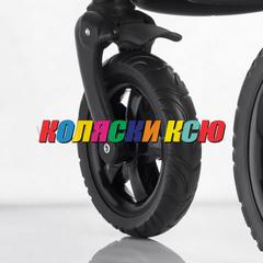Колесо для детской коляски №006014 не надув 10дюймов без вилки