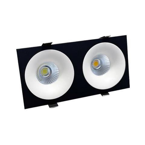IT06-6016 WHITE - 2шт. + IT06-6016 FR2 BLACK фото