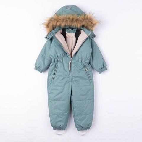 Winter membrane jumpsuit - Menthol