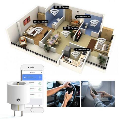 Умная Wi-Fi розетка Axper S2
