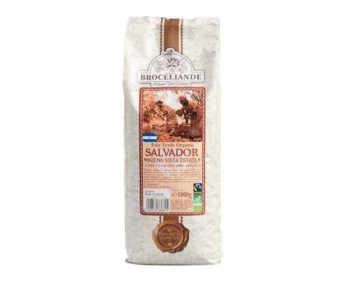 Кофе в зернах Broceliande Salvador Buena Vista Estate, 1 кг