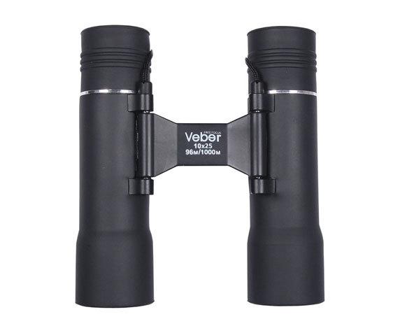 Бинокль Veber БП 10x25 ff с автофокусом - фото 1
