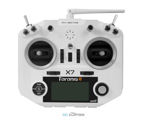 Аппаратура управления FrSky Taranis Q X7 White 2.4 ГГц 16 каналов