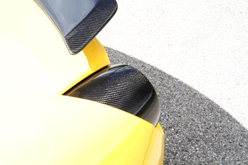 Карбоновые задние фонари Novitec Style для Ferrari 488 GTB