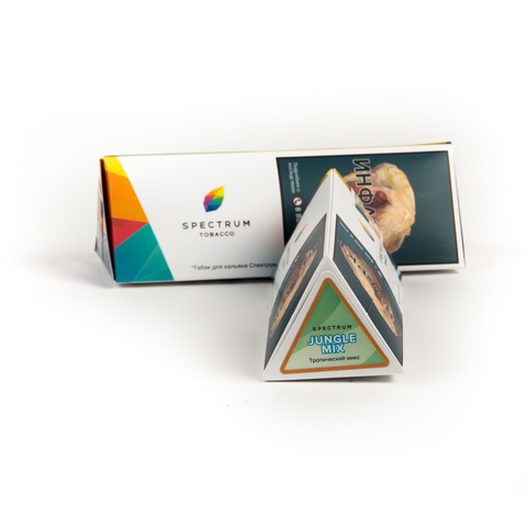 Табак Spectrum Jungle Mix (Тропический микс) 100 г