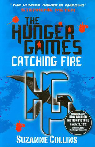 9781407109367 - Hunger Games: Catching Fire