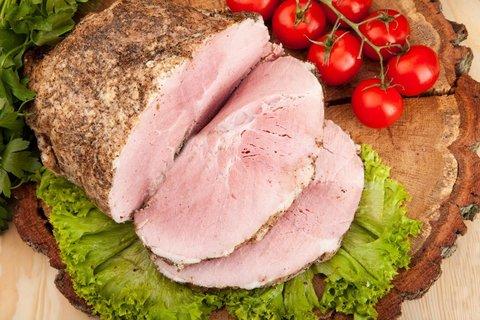 Буженина классическая - натуральный вкус, свинина, соль,перец СЫРЫ И КОЛБАСЫ ИП ПОТАПОВА 1кг