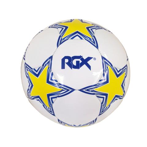 Мяч футбольный RGX-FB-1710 Blue Sz4