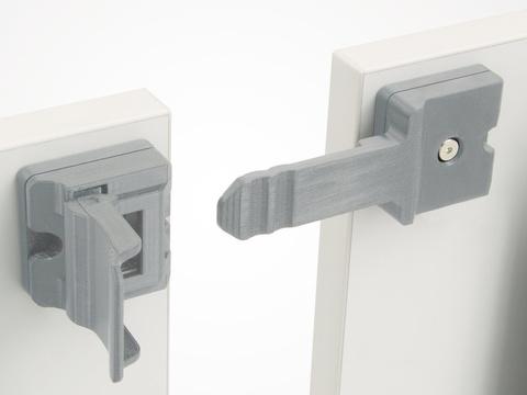 Соединительная пластина для столов CONNECT (комплект из 2-х штук)
