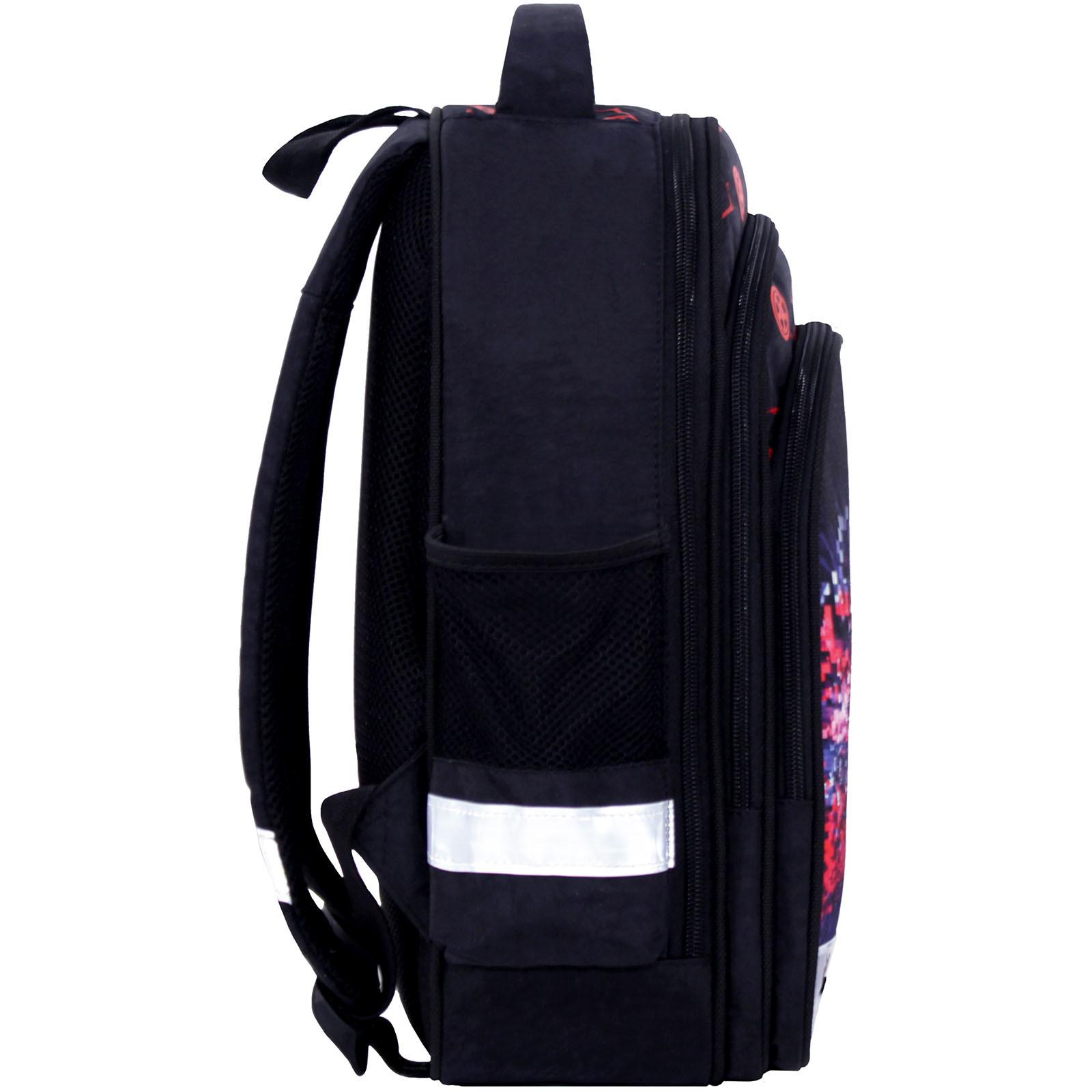 Рюкзак школьный Bagland Mouse черный 417 (0051370) фото 2