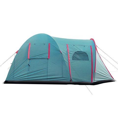Кемпинговая палатка Tramp Anaconda 4 (V2) (зеленый)