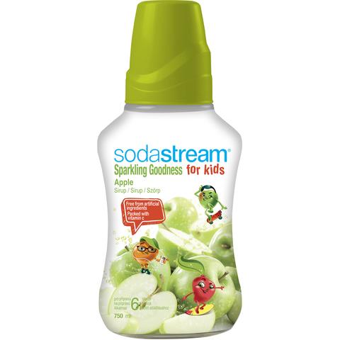 Сироп Sodastream Яблоко For Kids