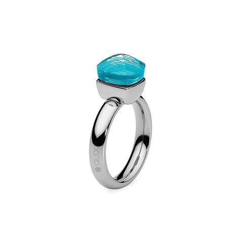 Кольцо Firenze aqua 17.8 мм 610074/17.8 BL/S