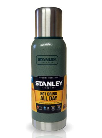 Термос Stanley Adventure (0,75 литра), зеленый