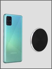 Металлическая пластина для телефона для магнитного держателя, чёрный