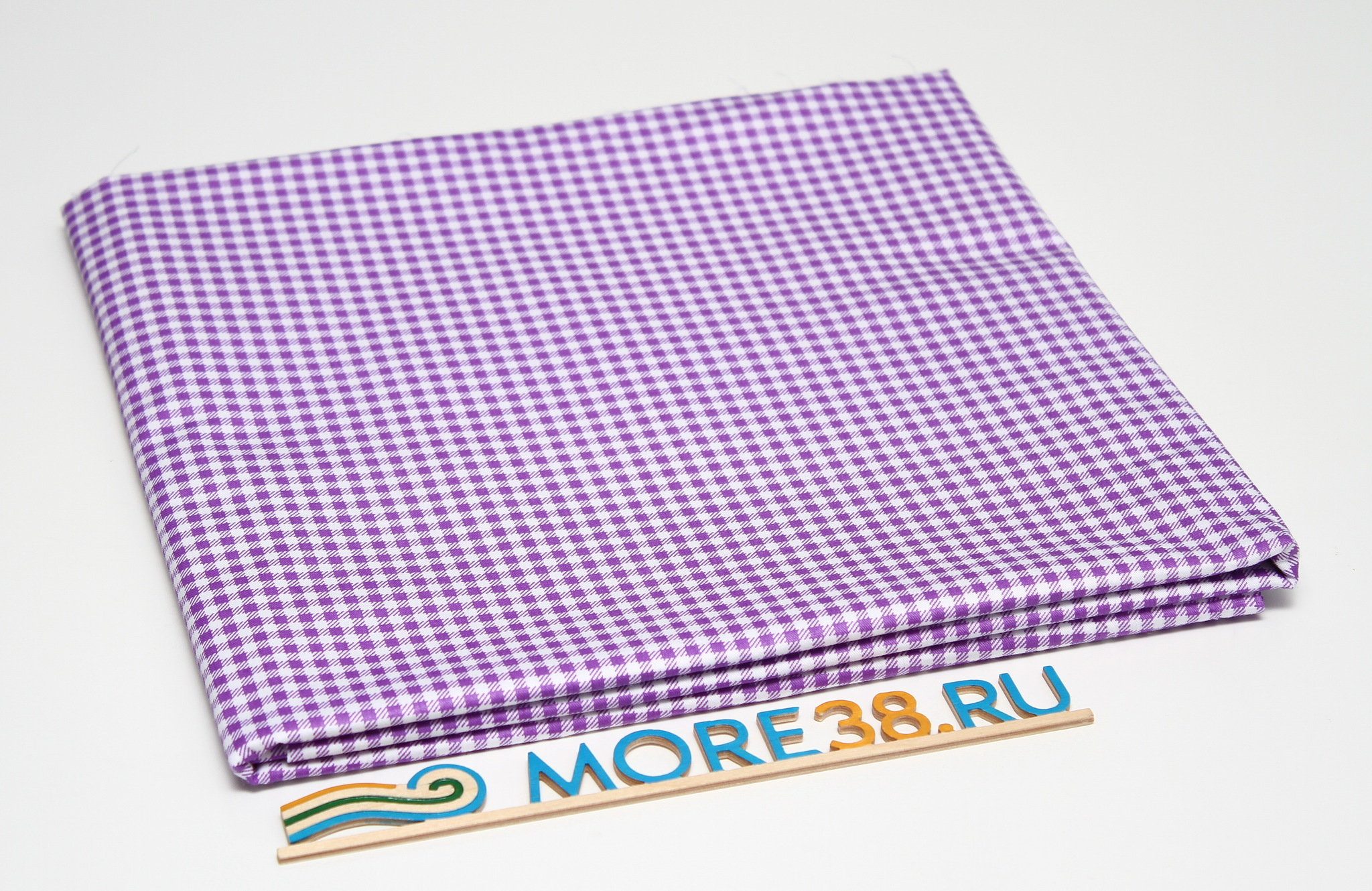 Клеточка фиолетовая