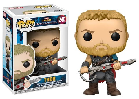 Фигурка Funko POP! Bobble: Marvel: Thor Ragnarok: Thor 13763