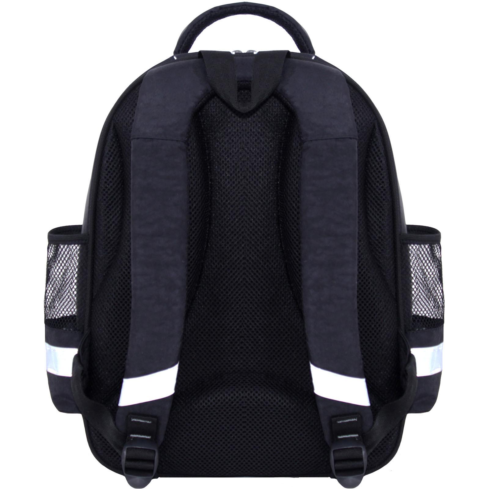 Рюкзак школьный Bagland Mouse черный 417 (0051370) фото 3