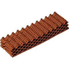 Модульное покрытие, коричневый, 0,19 м2,  10мм