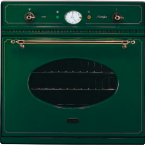 Духовой шкаф ILVE 600NVG/VSX