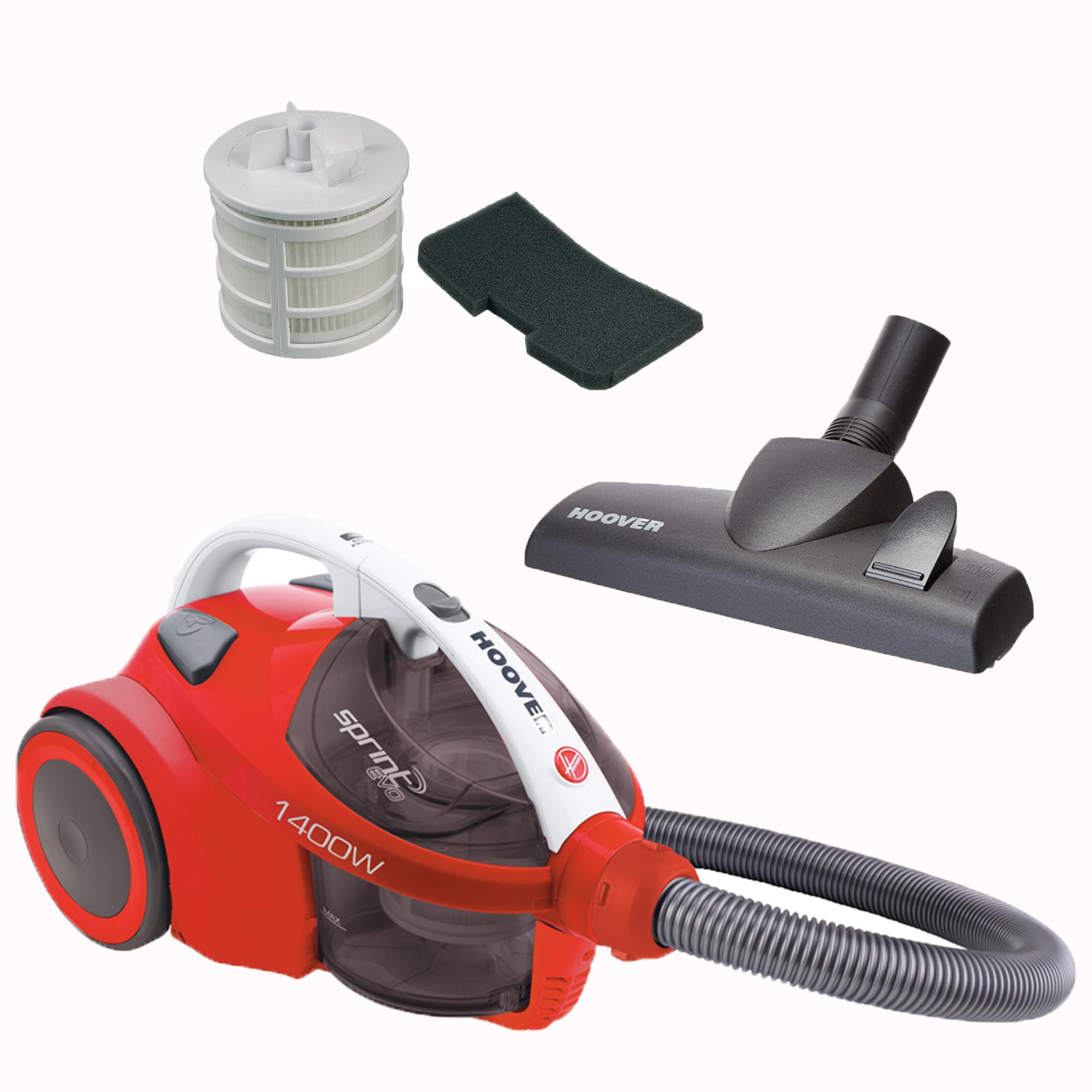Комплекты подготовка Контейнерный пылесос Sprint Evo TSBE1401 019 + аксессуары