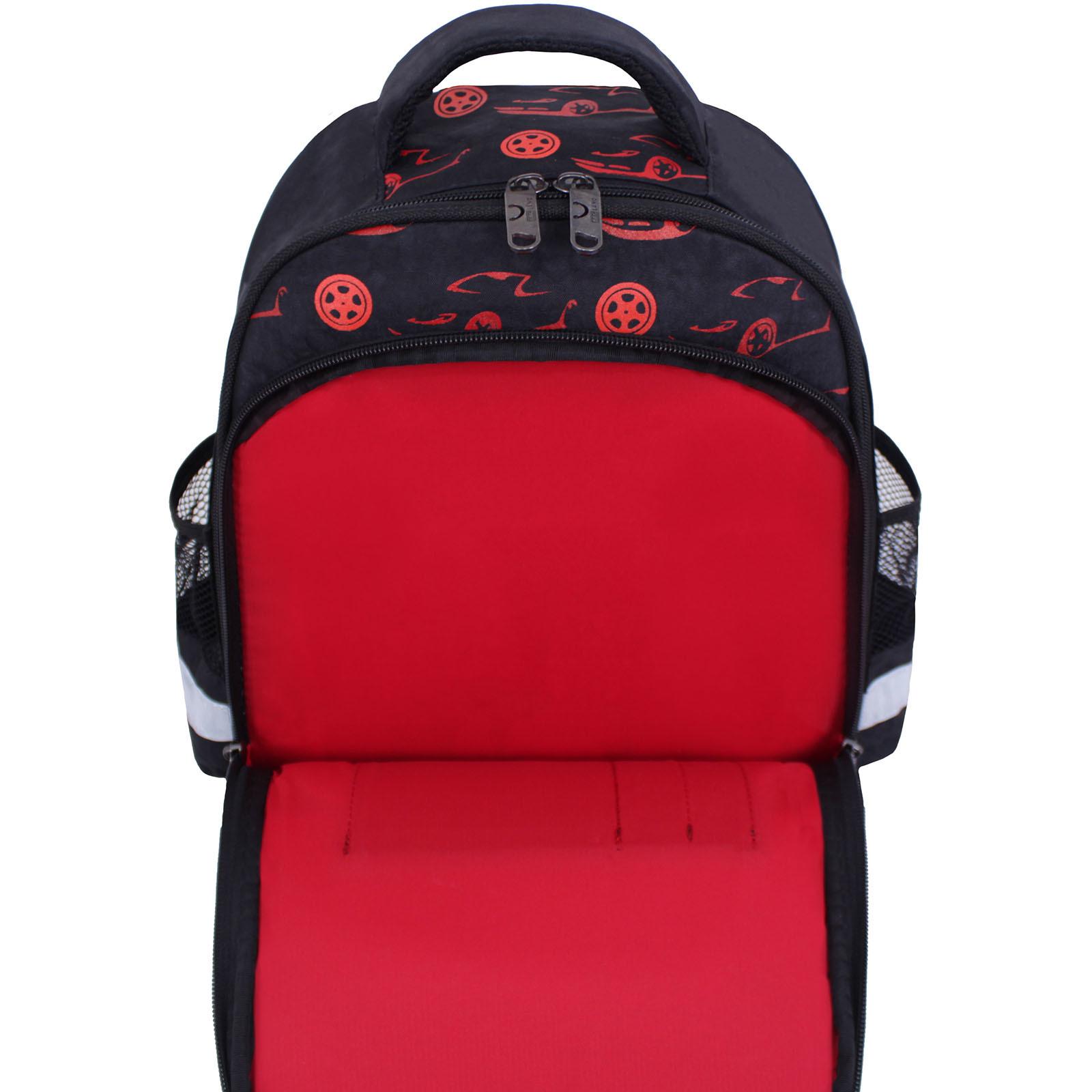 Рюкзак школьный Bagland Mouse черный 417 (0051370) фото 4