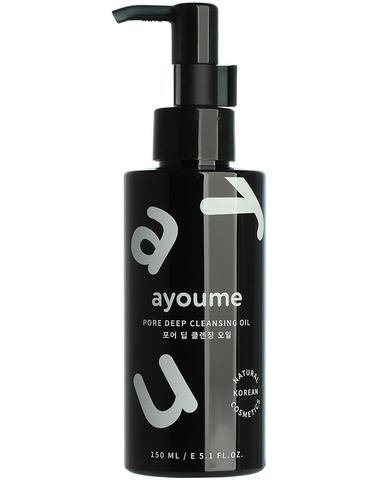 Гидрофильное масло для глубокой очистки пор Ayoume Pore Deep Cleansing Oil