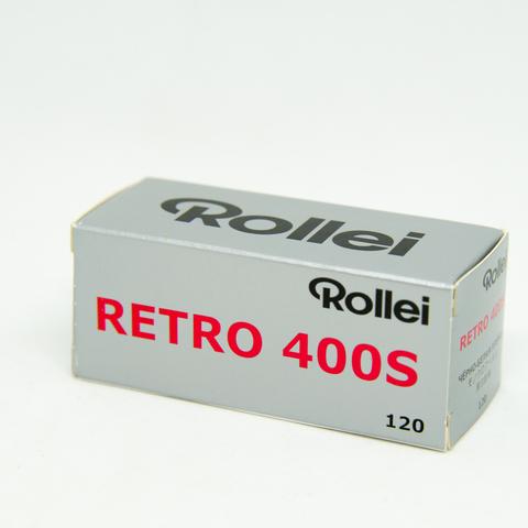 Фотопленка Rollei Retro 400S/120 B&W