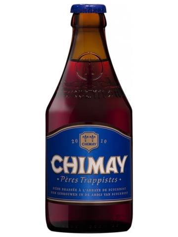Chimay Blue Cap / Шимэ Блю Кап (темное нефильтрованное)
